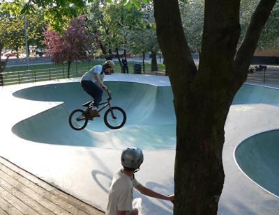 Cykelakrobater