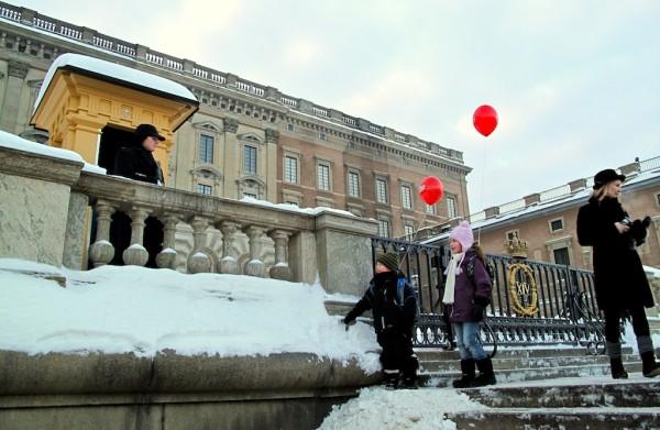 Röda balonger har vi